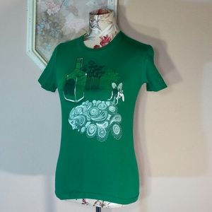 Green Fairy Absinthe Tee